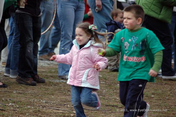 EDC Green Beer Races 2011