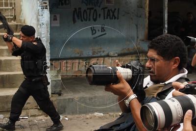 Severino Silva - Rio Combat Photographer