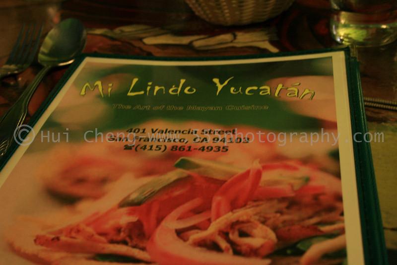 Mi Lindo Yucatan, Mission