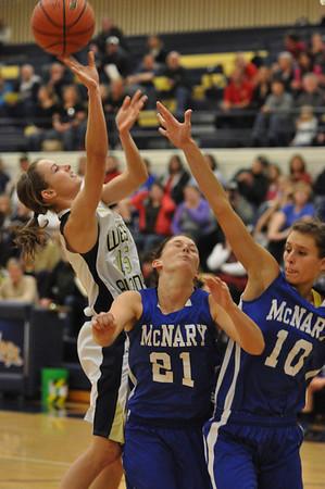 McNary vs. West Albany Girls High School Basketball