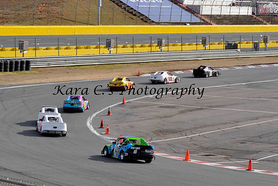 Bandolero on road coarse Feb 1, 14