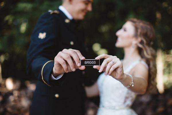 Briggs Wedding