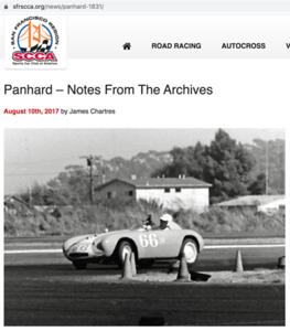 SFR Archive Article
