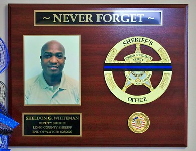 Long County Deputy Sheldon Whiteman