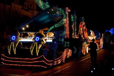 2009 Magic Kingdom: Light Parade
