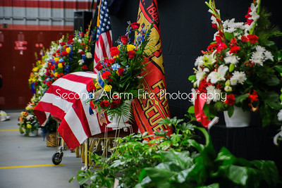 Funeral of Ret. Chief Sears