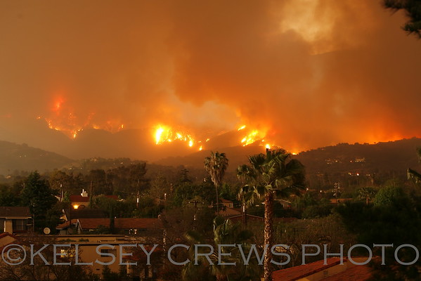 Jesusita Fire: May, 2009
