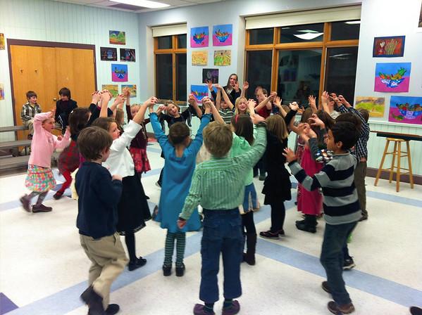 Woodstock Elementary School, Art & Music