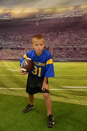 Little Bulldog Football 2017