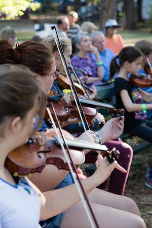 Youth Arts Program, KVMR Celtic Festival 2018