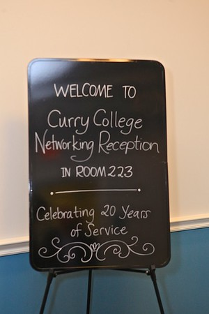 Curry College Celebrating 20 Years of Service