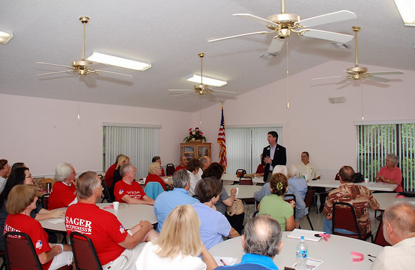 Candidates Speak at Citrus Republican Club