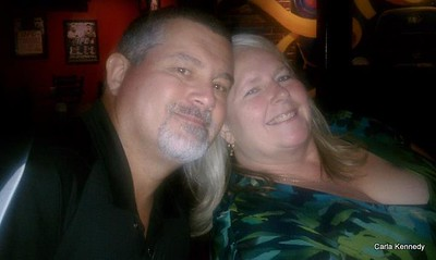 2012 06-07 At Don Julio's listening to Davin James