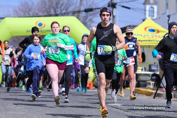 Keith McHeffey 3 Mile Fun Run
