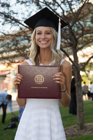 Jessi's U of M Graduation