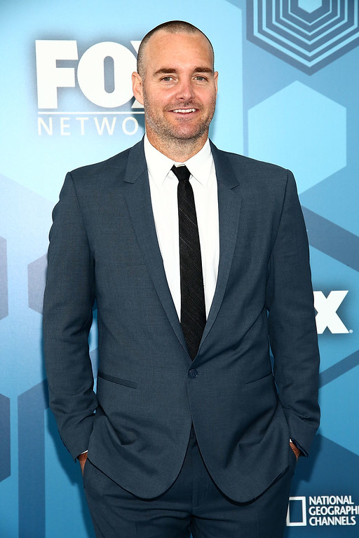 . NEW YORK, NY - MAY 16:  Actor Will Forte attends FOX 2016 Upfront Arrivals at Wollman Rink, Central Park on May 16, 2016 in New York City.  (Photo by Astrid Stawiarz/Getty Images)