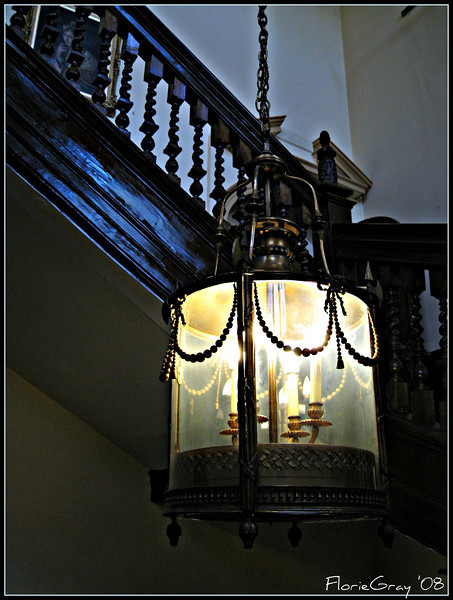 Lighting the Footfalls 