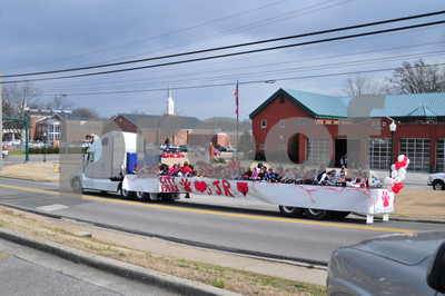 J.R. Martinez, Dalton, GA Parade 1-07-12