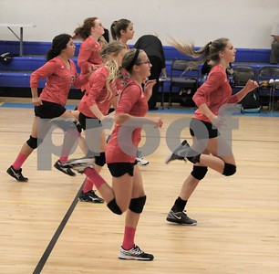 10/10/17 Cumberland Academy Volleyball vs Kings Academy by Michael Baker