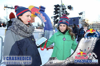 red bull crashed ice day 2