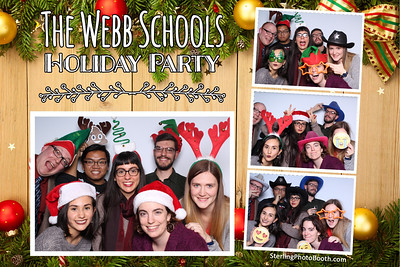 The Webb Schools Holiday Party