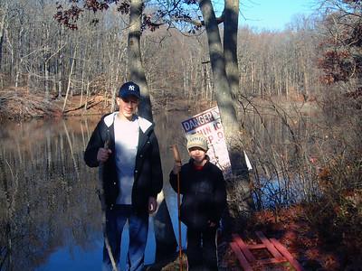 Wolfe's Pond Park Hike