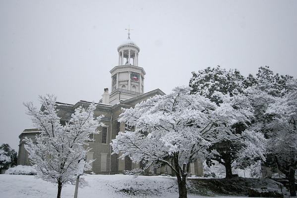 Photo Set - Vicksburg Snow