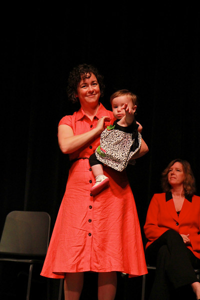 Student Leadership, Service and Volunteerism Recognition Program; Aprl 26, 2011. Sid Haton Jr. Marching Band Spirit Award: Beth Watkins (Not Shown)