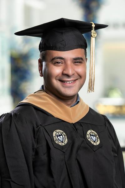 MBA Graduation Headshots May 2021