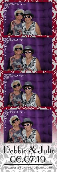 Debbie & Julie