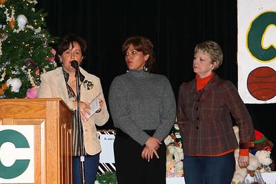 Fall Sports Banquet 2007