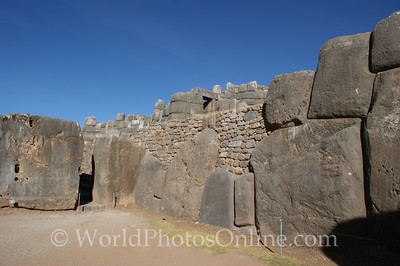 Saqsaywaman Archeology Site