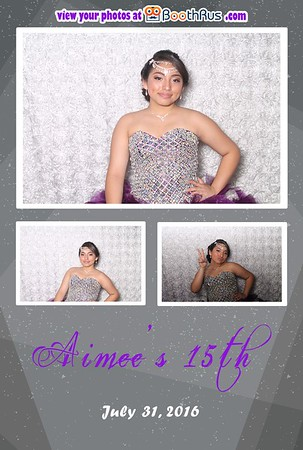 Aimee's 15th 7-31-2016