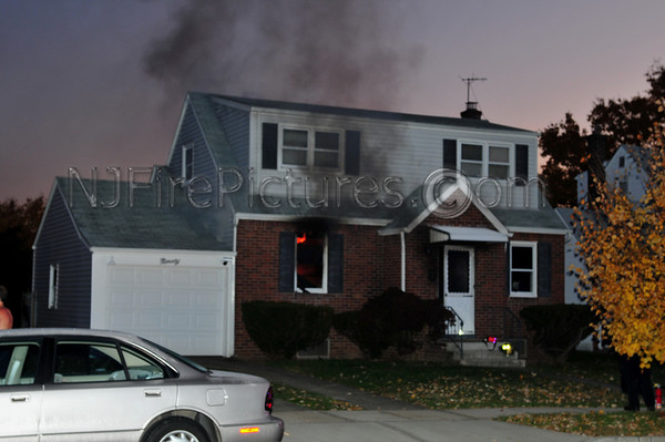 CLIFTON, NJ 2ND ALARM 90 RUTHERFORD BLVD 11/12/11