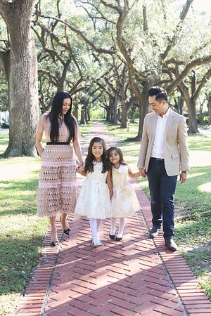 Nguyen Fall Family Portraits 2017