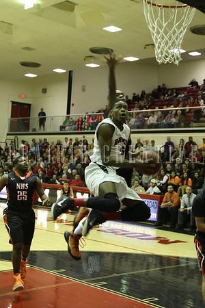 Mustang HS Basketball 2014-2015