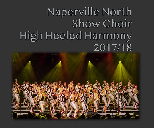 NNHS Show Choir Book-HHH (April 2018)
