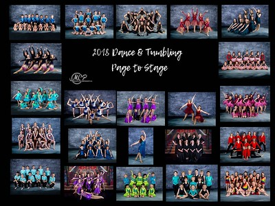 2018 Dance & Tumbling