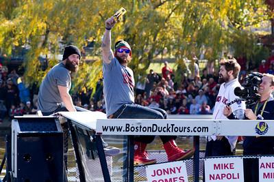 Boston Red Sox 2013 Parade