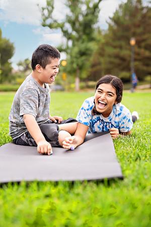 Heart Warrior Yoga for Kids