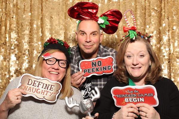 Poteete Family Christmas Party 12-6-19 IMAGES
