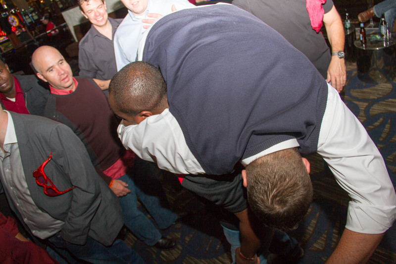 Fabian likes to pick people up in casinos
