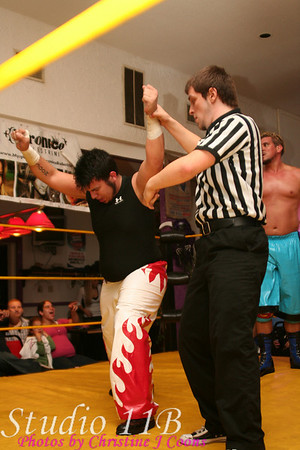 CTWE 081025 - Pat Gunner vs Chris Mooch