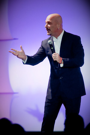 Howie Mandel at the Concours Gala