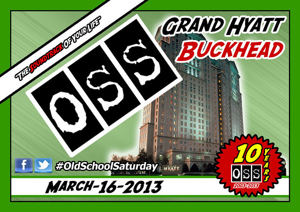 Mar-16-2013 ::: OSS @ Grand Hyatt Buckhead ::: ATL, GA, USA