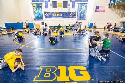 Pre-Dual - Michigan Vs Central Michigan - 11-24-19