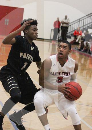 Sandy Creek vs Fayette County