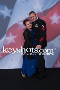 USS Ronald Reagan CPOA Dining Out 2016