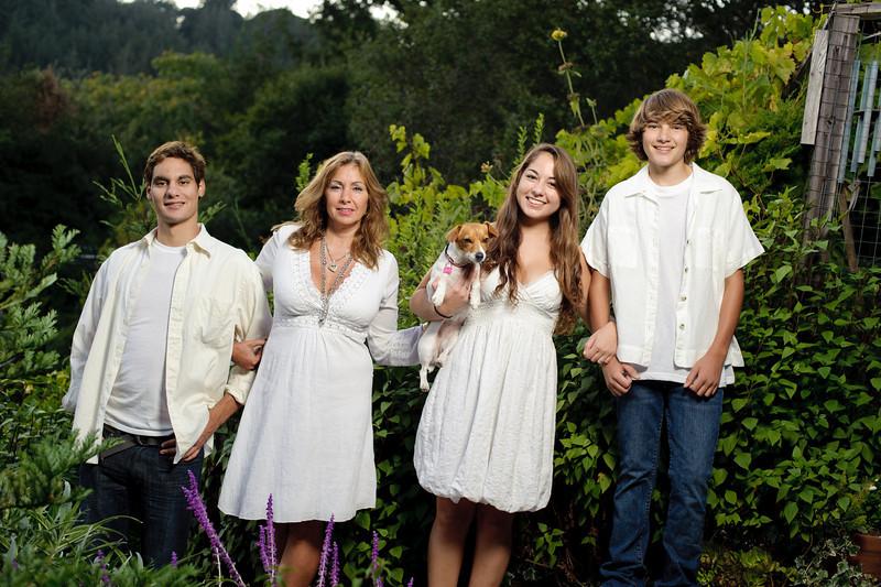 The Corsiglias (Family Photography, Soquel, California)
