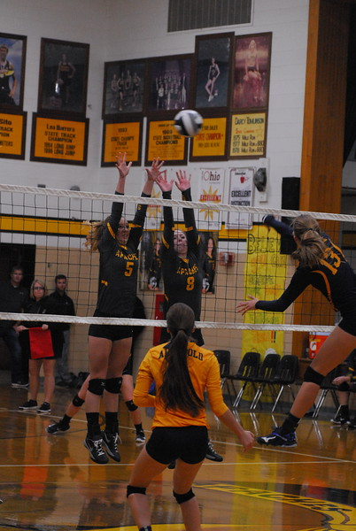 10-17-17 MV Sports Archbold @ Fairview VB
